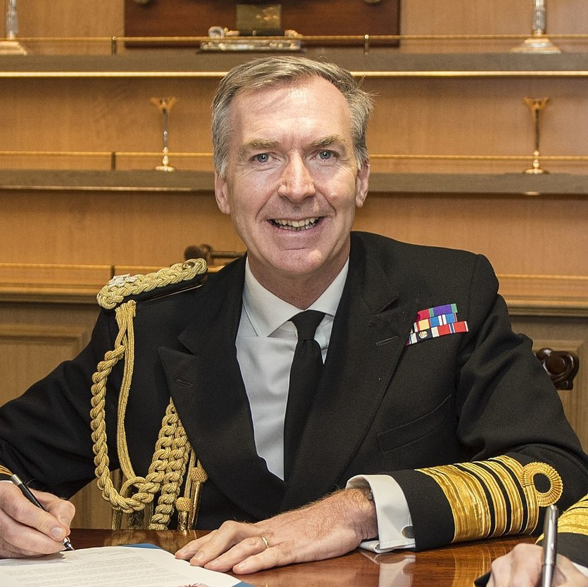 First Sea Lord, Tony Radakin